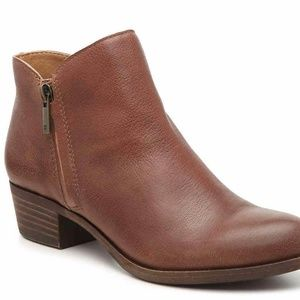 Lucky Brand Barough Ankle Bootie Sz 9.5